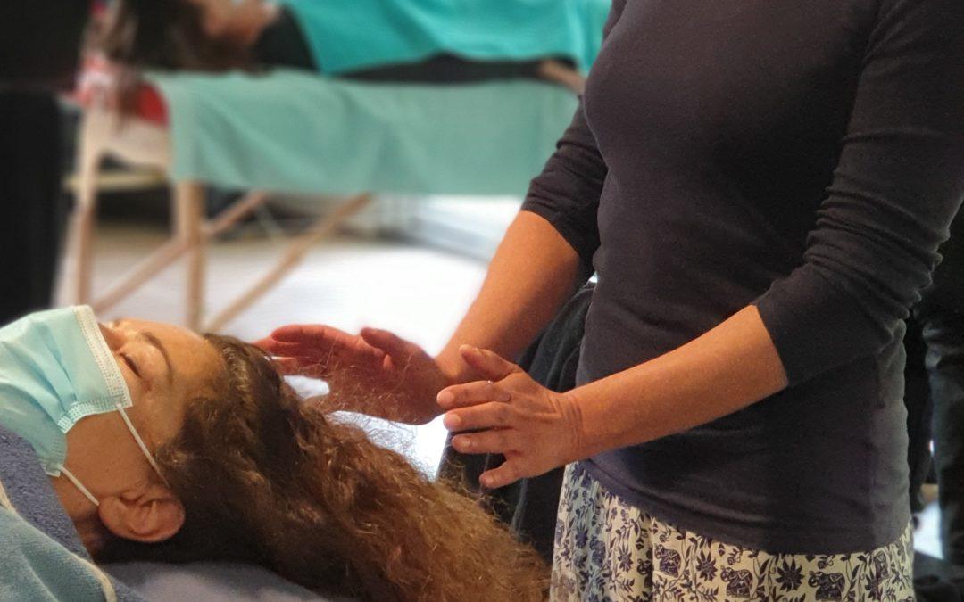 Nouveau massage : le Reiki