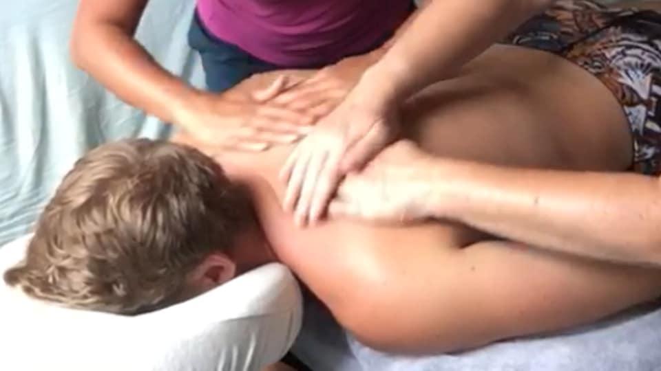 Nouveau: Massage 4 mains